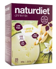 Naturdiet Low Sugar Drinkmix