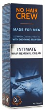 No Hair Crew Intimate Hair Removal Cream