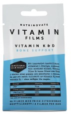 Nutrinovate Vitamin Films Bone Support