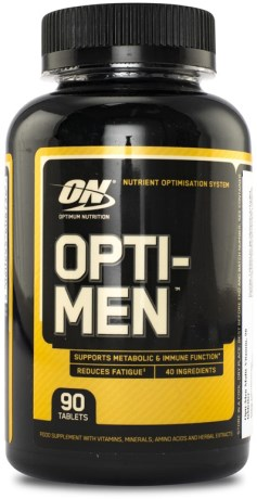 Opti-Men Multi-Vitamin, Helse - Optimum Nutrition