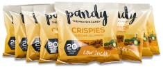 Pandy Protein Crispies Cheddar Jalapeno