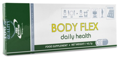 Body Flex, Helse - Pro Nutrition