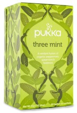 Pukka Te Three Mint