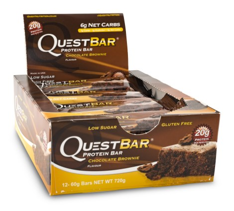 Quest Bars, Kosttilskud - Quest Nutrition