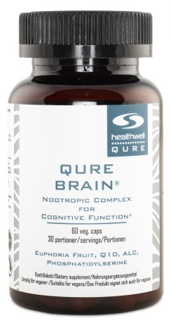 QURE Brain, Helse - Healthwell QURE