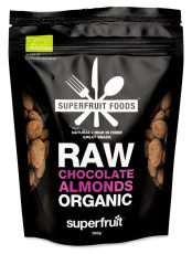 Superfruit Raw Chocolate Almonds