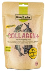RawPowder Fisk Collagen Plus