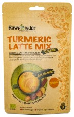 Raw Powder Turmeric Latte Mix Original, EKO