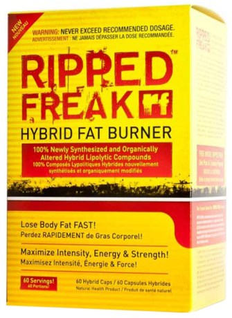 Ripped Freak, Kosttilskud - Pharmafreak