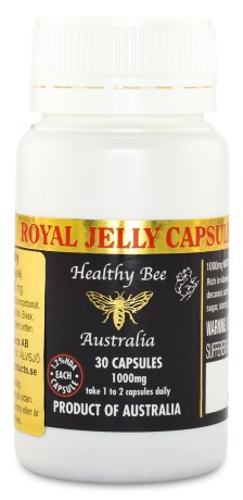 Royal Jelly, Helse - Life Products