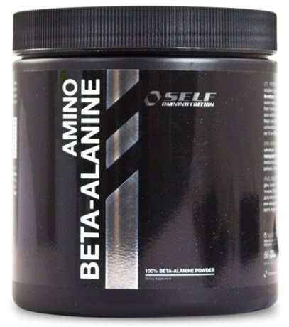 Beta-Alanine, Kosttilskud - Self Omninutrition