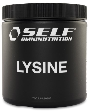 Lysine., Helse - Self Omninutrition
