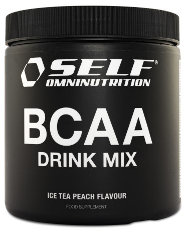 BCAA Drink Mix, Kosttilskud - Self Omninutrition