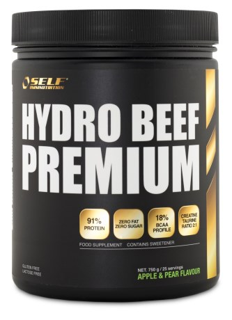 Self Omninutrition Hydro Beef Premium, Kosttilskud - Self Omninutrition