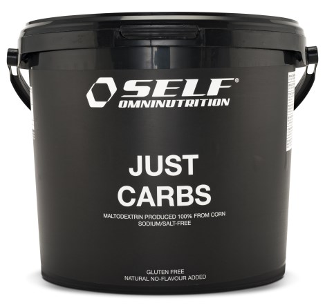 Just Carb, Kosttilskud - Self Omninutrition