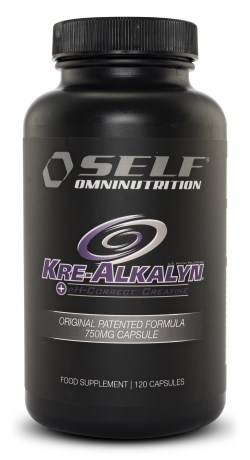 Self Omninutrition Kre-Alkalyn, Kosttilskud - Self Omninutrition