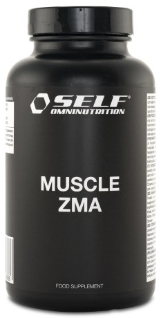 Muscle ZMA, Kosttilskud - Self Omninutrition