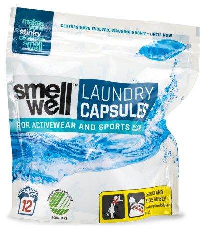 SmellWell Laundry Capsules - SmellWell