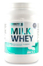 Strength Milk & Whey