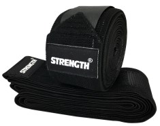 Strength Olympic Weightlifting Knee Wraps