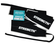 Strength Olympic Weightliftning Wrist Wraps