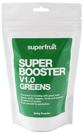 Super Booster V1 Greens, Helse - Superfruit
