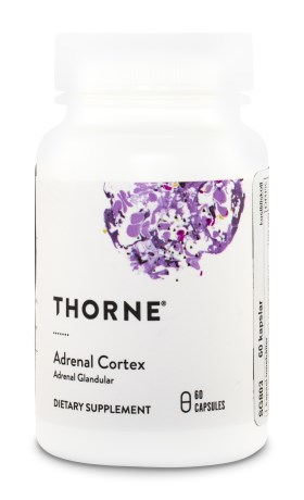 Thorne Adrenal Cortex, Helse - Thorne Research