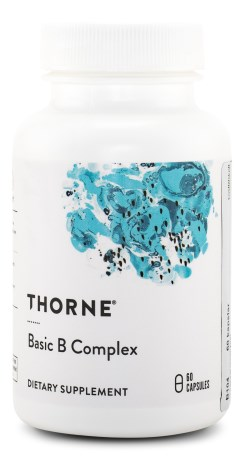 Thorne Basic B Complex, Helse - Thorne Research