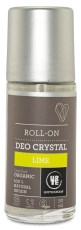 Urtekram Lime Deo Crystal Roll-on