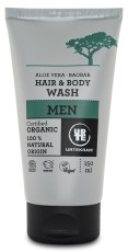 Urtekram Men Aloe Vera Baobab Hair & Body Wash