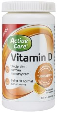 Active Care Vitamin-D Tuggtablett