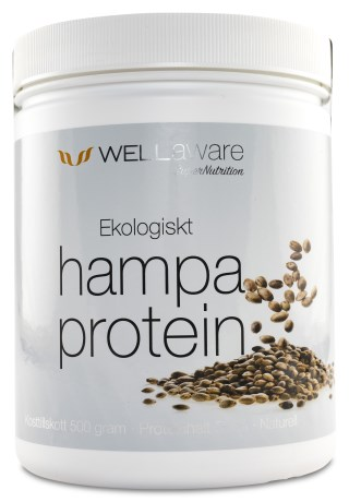 WellAware Hampaprotein, Helse - Wellaware