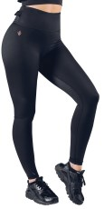 Workout Empire Strong is Female Frill Leggings
