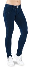 WR.UP Regular Waist Skinny Denim Effect