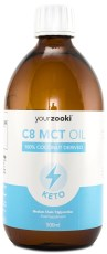 YourZooki C8 MCT Oil
