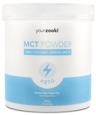 YourZooki MCT Powder